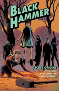 Black Hammer Volume 1: Secret Origins