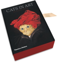 Cats in Art - Box of 20 Notecards