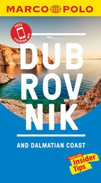 Dubrovnik & Dalmatian Coast Marco Polo Pocket Travel Guide 2019 - with pull out map