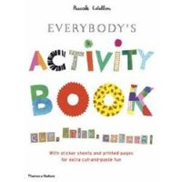 Everybody's Activity Book: Cut, Stick, Colour
