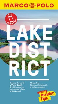 Lake District Marco Polo Pocket Travel Guide 2019 - with pull out map
