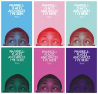 Pharrell : Places and Spaces I've Been