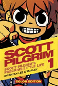 Scott Pilgrim Color Hardcover Volume 1 Precious Little Life