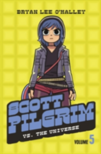 Scott Pilgrim vs The Universe Volume 5