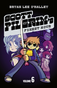 Scott Pilgrim's Finest Hour Volume 6
