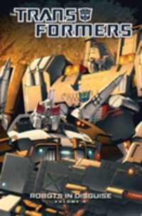 Transformers Robots In Disguise Volume 4