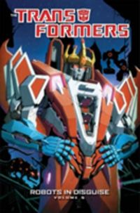 Transformers Robots In Disguise Volume 5