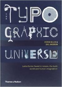 Typographic Universe - Letterforms Found in Nature, the Built World and Human Imagination
