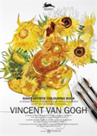 Van Gogh Giant Artists' Colouring Book