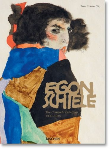 Egon Schiele The Complete Paintings 1909 1918