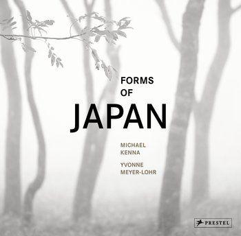forms of japan michael kenna fotografia monografie fotografów