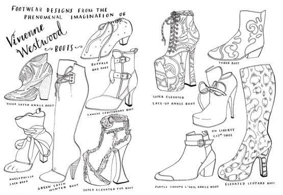 Kliknij Zeby Powiekszyc My Wonderful World Of Fashion A Book For Drawing Creating And Dreaming