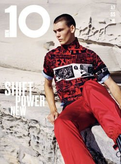10 MEN Magazine issue 47 Spring/Summer 2018