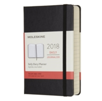 2018 Moleskine Pocket Daily Diary 12 Months Hard