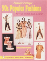 50s Popular Fashions For Men, Women, Boys & Girls