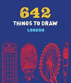 642 Things to Draw London (pocket-size)