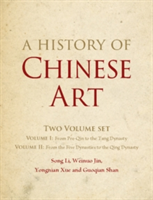 A History of Chinese Art 2 Volume Hardback Set