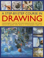 A Step-by-step Course in Drawing A Practical Guide to Drawing, with Projects Using Soft Pencils, Conte Crayons, Charcoal and Graphite Sticks, Shown in 175 Photographs