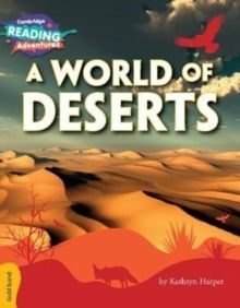 A World of Deserts Gold Band