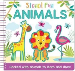 ANIMALS: Packed with Aminals to Learn and Draw