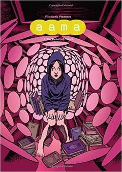 Aama Vol. 3; A Desert of Mirrors