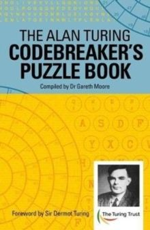 Alan Turing Codebreaker Puzzle Book