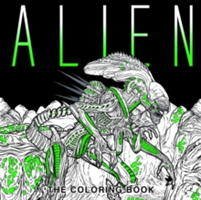 Alien The Coloring Book