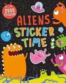 Aliens Sticker Time : 2000 Stickers