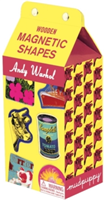 Andy Warhol Wooden Magnetic Shapes