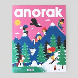 Anorak 49 The Mountain Issue