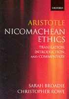Aristotle: Nicomachean Ethics Translation, Introduction, Commentary
