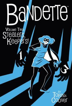 Bandette Volume 2: Stealers Keepers!