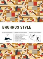 Bauhaus Style: Gift & Creative Paper Book