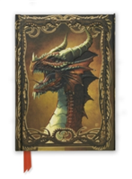 Beyit: Red Dragon (Foiled Journal)