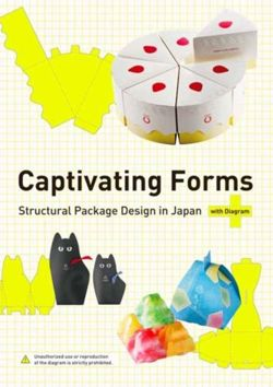 Captivating Forms : Structural Package Design in Japan