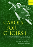 Carols for Choirs 1 Vocal score