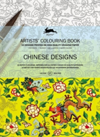 Chinese Designs Artists' Colouring Book