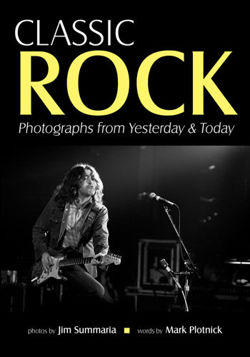Classic Rock Photographs from Yesterday & Today