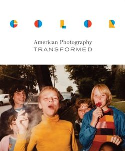 Color American Photography Transformed