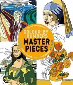 Colour-by-Numbers Masterpieces