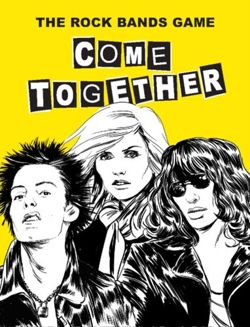Come Together: The Rock Bands Game:The Rock Bands Game