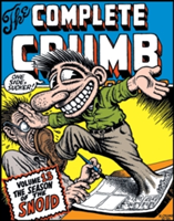 Complete Crumb Comics, The Vol.13 The Season of the Snoid