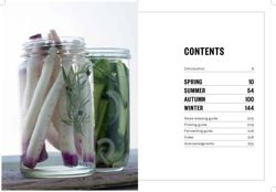 Cornersmith: Salads and Pickles Eat with the seasons: vegetables with more taste, less waste
