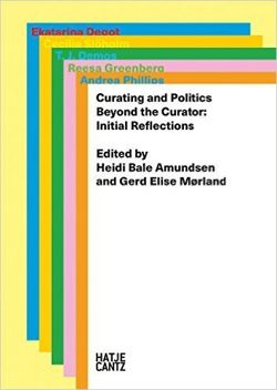 Curating and Politics: Beyond the Curator - Initial Reflections