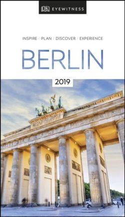 DK Eyewitness Travel Guide Berlin: 2019 : 2019