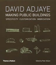 David Adjaye: Making Public Buildings