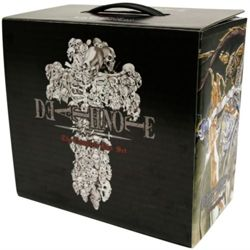 Death Note Box Set (Vol.s 1-13) : Volumes 1 - 13