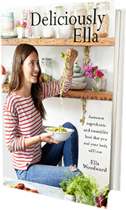Deliciously Ella Awesome ingredients, incredible food that you and your body will love