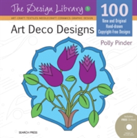 Design Library: Art Deco Designs (Dl05)