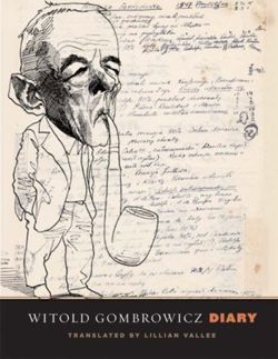 Diary by Witold Gombrowicz